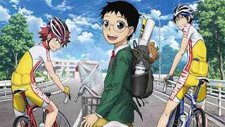 Anime Yowamushi Pedal Siap Tayang di Global TV !