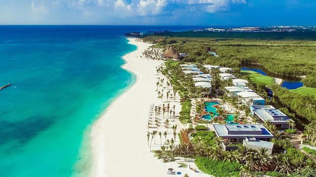 Playas mexicanas, las preferidas en las pasadas vacaciones