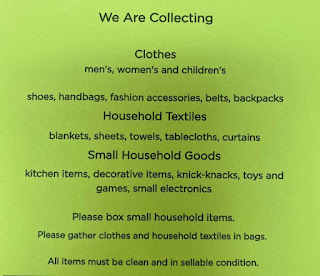 Franklin Interact Club donation items sought