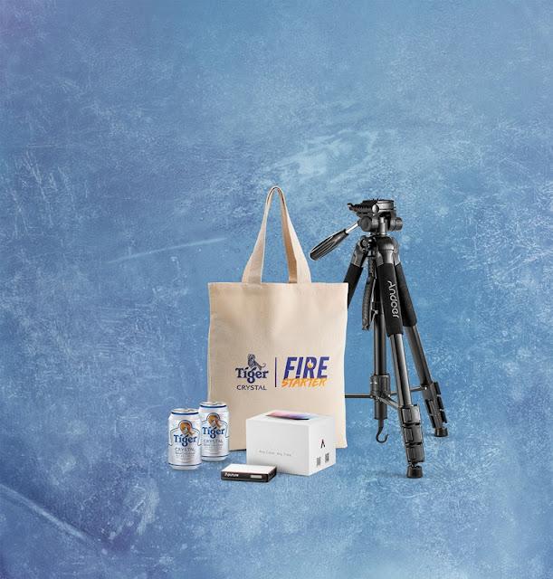 Fire Starter Kit - Photography