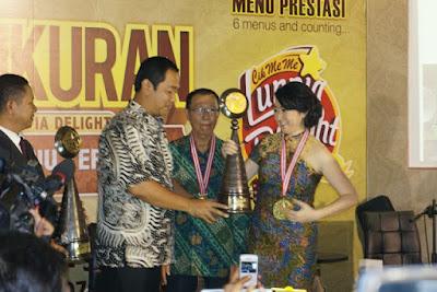 Syukuran Lunpia Delight Semarang