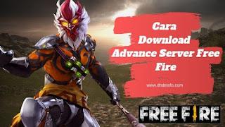 Cara Download Advance Server Free Fire 2019