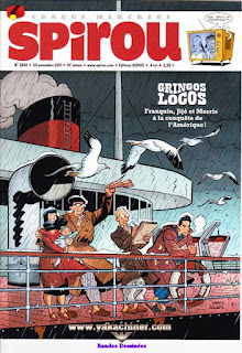 Chaque mercredi, Spirou, numéro 3842, année 2011
