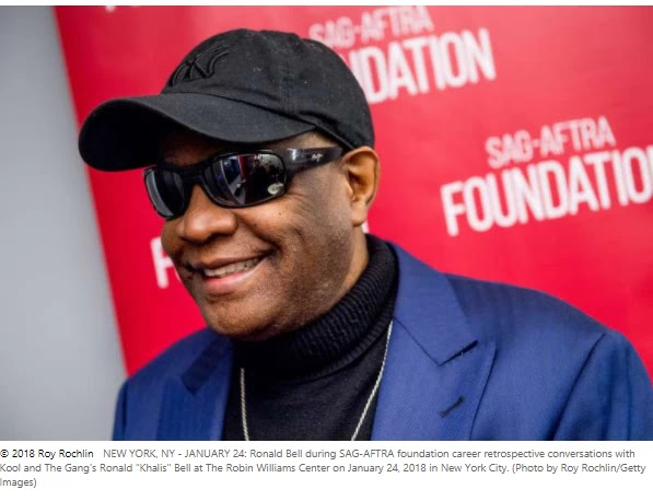 kool & Gang founder and hitmaker Ronald 'Pure' Bell is dead 68 years old