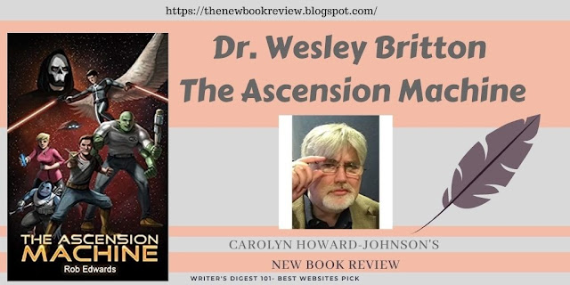 Dr. Wesley Britton's Reviews Always as Entertaining as His Reading Choices