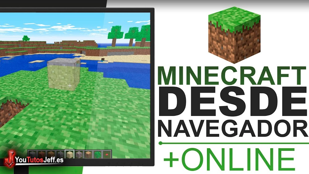 Jugar Minecraft desde Navegador Gratis