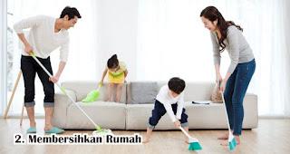 Membersihkan Rumah Agar Ramadhanmu Tetap Seru Meskipun Dirumah Aja