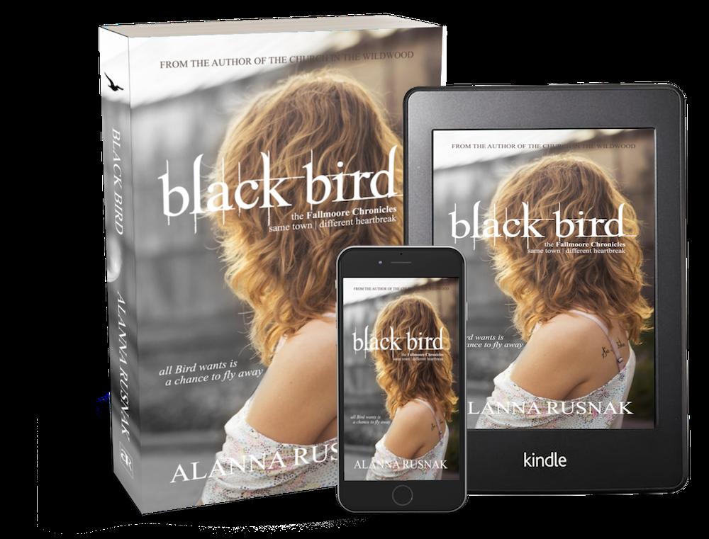 Black Bird alanna rusnak cover art
