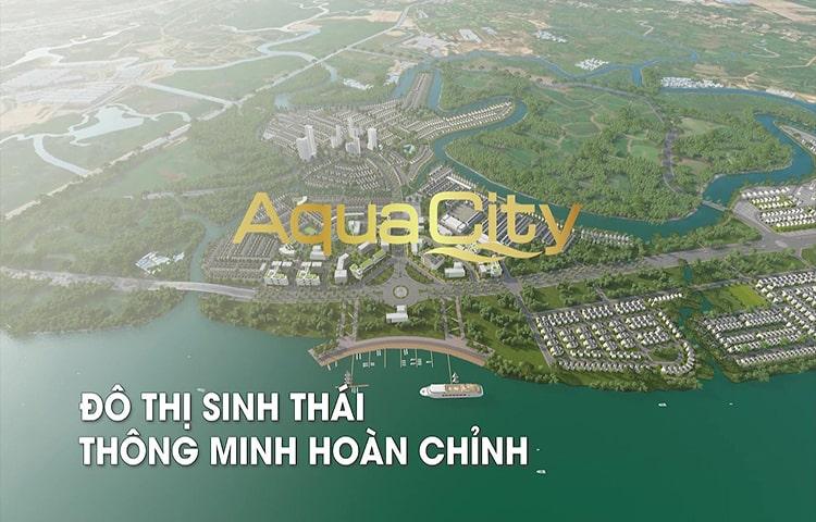 Dự án khu đô thị sinh thái Aqua City Biên Hòa Đồng Nai