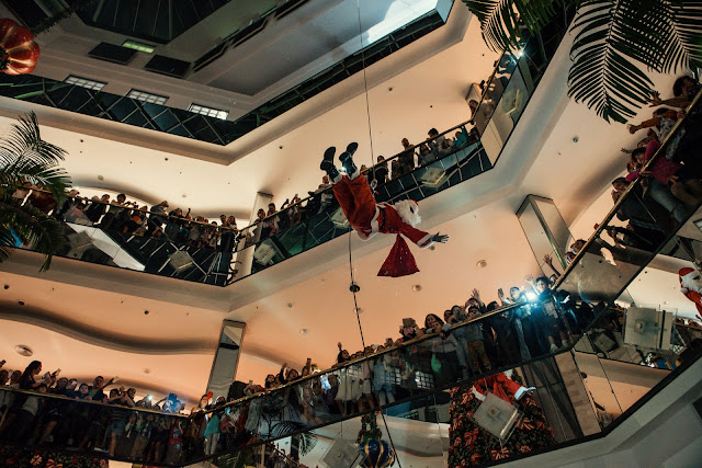 DiamondMall celebra a chegada do Natal com a tradicional festa Party at the Mall