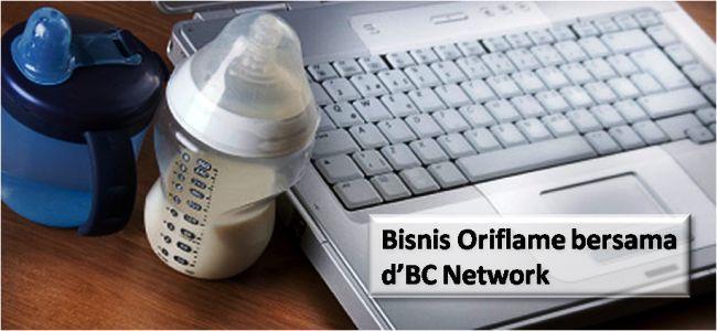 Bisnis Oriflame + dBC Network ~ Peluang Bisnis Online Untuk Semua Orang