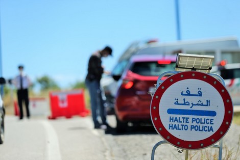 agadirpress رخصة استثنائية للتنقل من وإلى مدينة ابن جرير   جريدة أكادير بريس