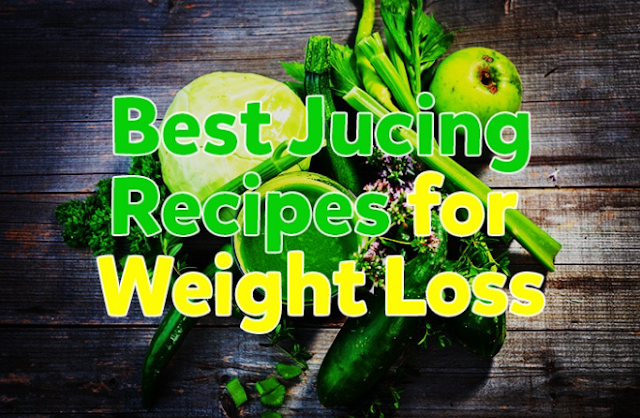 Best Easy & Simple Juicing Recipes for Weight Loss