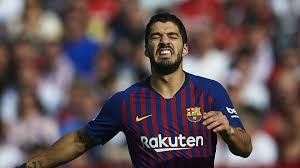 Suarez and list of Barca players whose contracts will expire next year