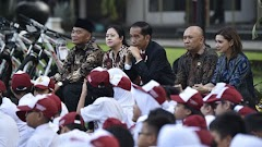 Presiden Jokowi Batalkan Program Sekolah 5 Hari Full Day