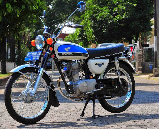Review Motor CB 100 Klasik