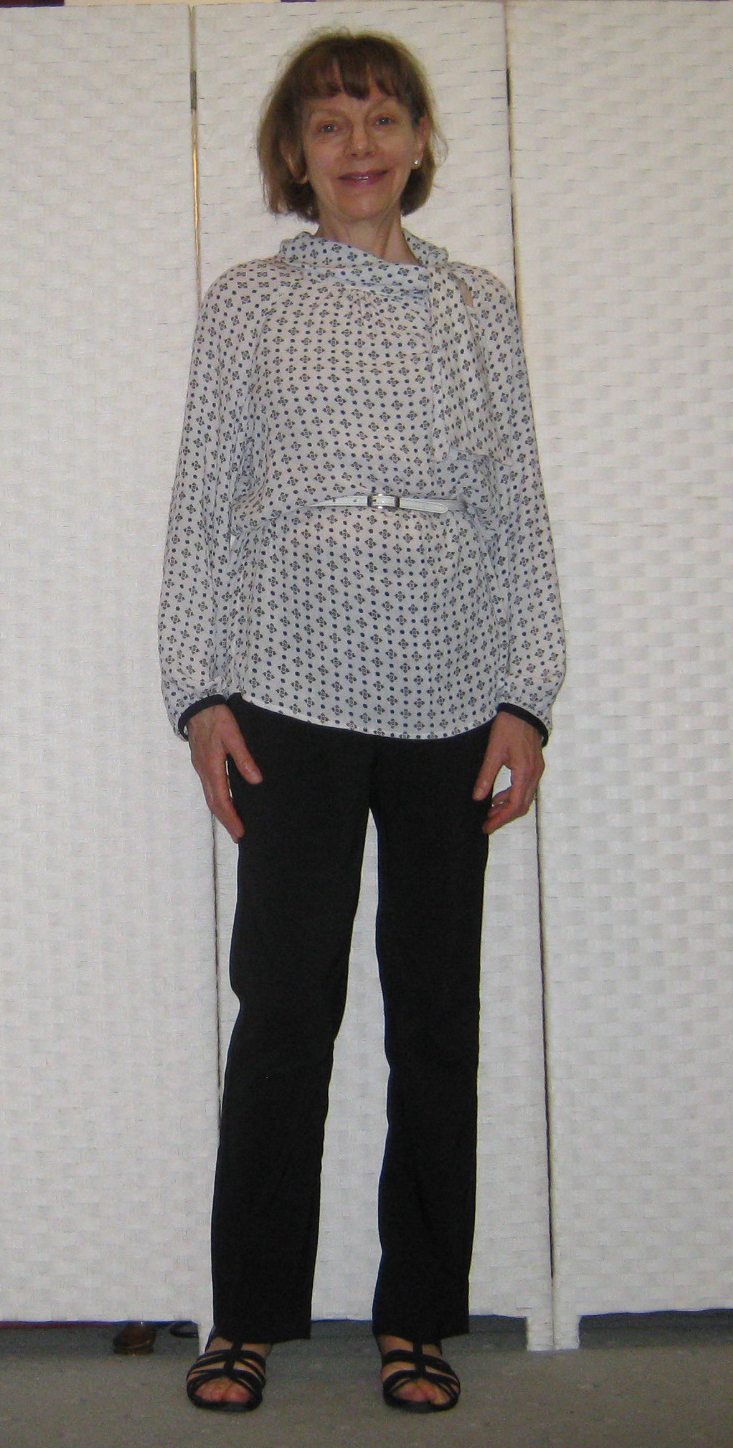 New Blouse, New Look 6471.
