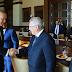 Cumhurbaşkanı, Aziz Yıldırım ve diğer başkanlarla görüştü.