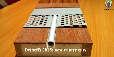 Dethleffs 2015: new winter carts