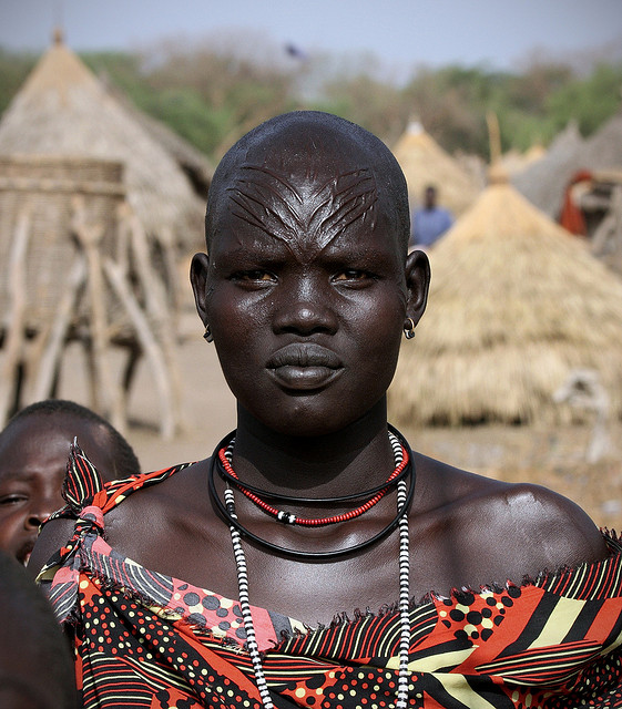 TRIBAL (FACIAL AND BODILY) MARKS IN AFRICAN CULTURE