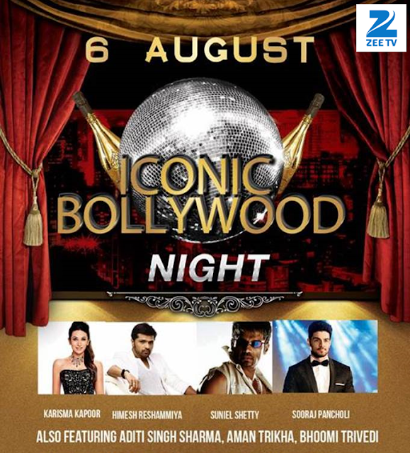 Get ready for an Iconic #Bollywood Night this #6Aug @ZeeTVAfrica #Durban