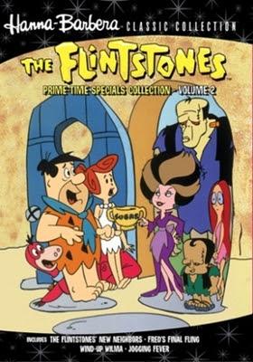 Os Flintstones Quem Vê Cara Não Vê Coração Dual Áudio 1980 - FULL HD 1080p