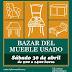 Instituto Neurológico de Guatemala te invita a su gran bazar de muebles