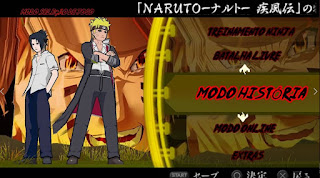 NARUTO HEROES 3 [MOD] PARA CELULARES  ANDROID PPSSPP +DOWNLOAD 2020