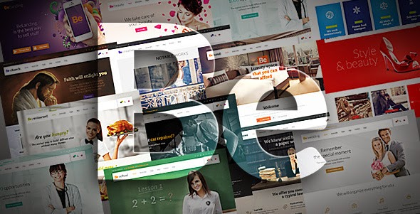 Free BeTheme Responsive Multipurpose WordPress Theme