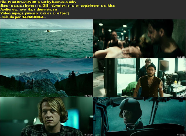 Descargar Point break: Sin límites Castellano por MEGA.