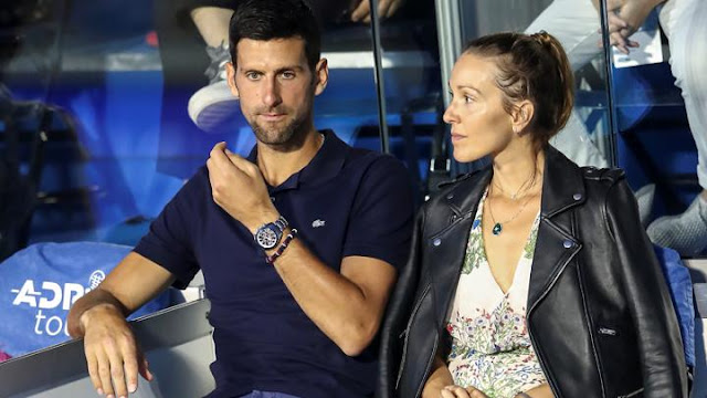 Novak Djokovic Sembuh dari Corona