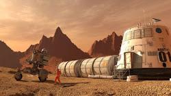 Con người sẽ đánh đổi những gì để chiếm giữ Mặt Trăng và Sao Hỏa