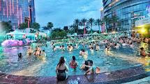 Pool Parties Summer Ariel Land
