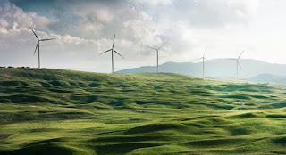 الطاقة النظيفة، مثل طاقة الرياح، عنصر رئيسي في الوصول إلى صفر انبعاثات لغازات الاحتباس الحراري
