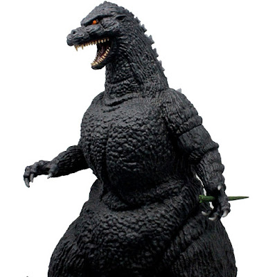 Godzilla '89 (from Godzilla vs Biollante) Premium Scale Statue by Mondo