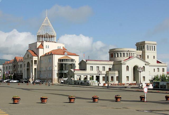 Negociaciones solo pueden seguir manteniendo la paz en Artsaj