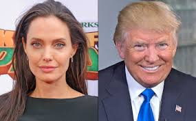 Angelina Jolie, Donald  Trump, Border ban policy, Foreign,