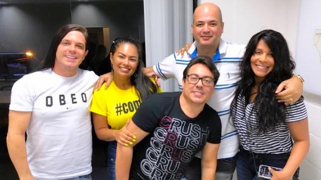 Chrystian Lima está de VOLTA ao CALCINHA PRETA após anos e FARÁ PRODUÇÃO MUSICAL do DVD