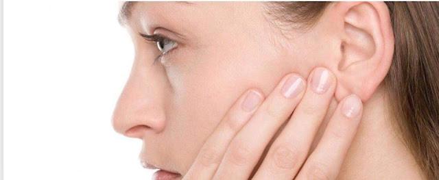 إلتهابات الأذن والحلق وعلاجهما