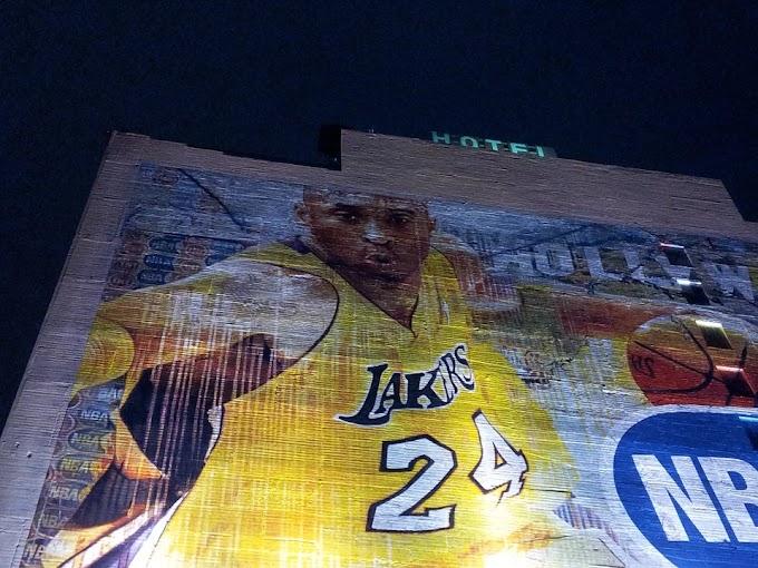 La muerte de Kobe Bryant pilla a todos por sorpresa