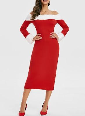 DressLily Wishlist - Christmas Dress