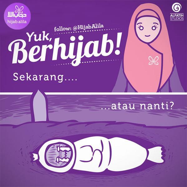 Dear Ukhty, Ketahuilah batasan auratmu ini atau kamu masuk neraka nanti - Felix Siauw Alfatih Studio - Hijab Alila