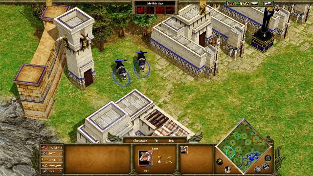 Download Age of Mythology PC Games