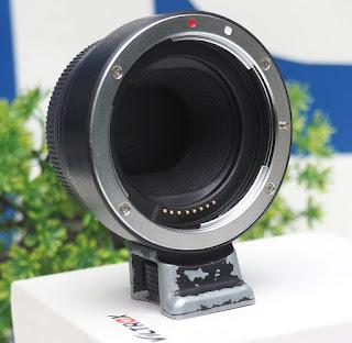 Jual Adapter Viltrox EF, EF-S  to EF-M