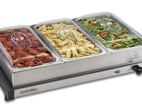 Proctor Silex Food Warmer & Buffet