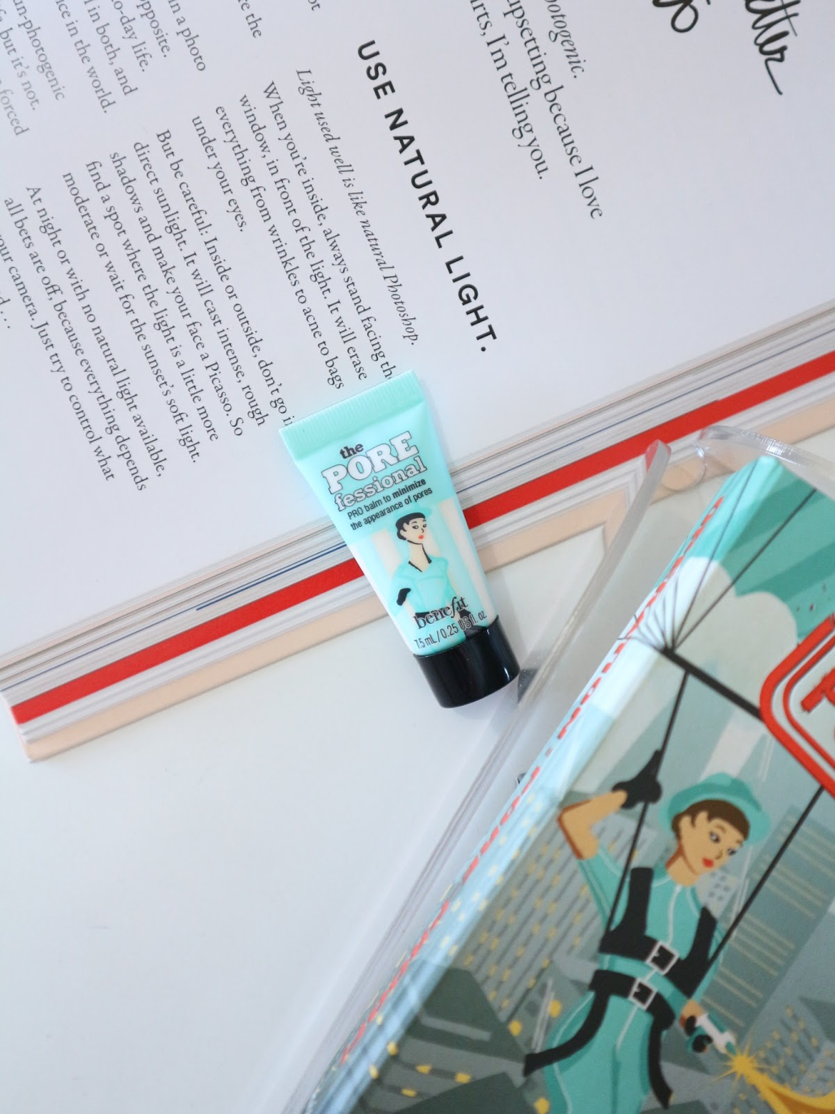 Benefit Cosmetics Operation Pore Proof Set Unboxing Makeup In Manila Kit How To Use The Porefessional Primer