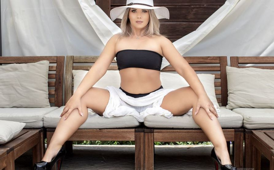AmberShyne Model Glamour Cams