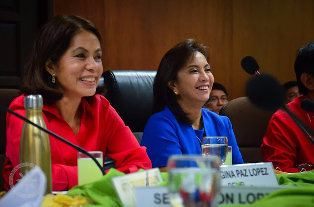 'Be a Gina Lopez in a nation full of Leni Robredo', says int'l relations expert