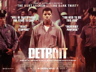 Detroit 2017 Banner Poster