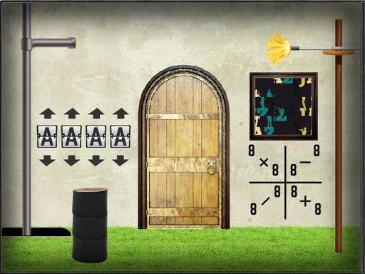 AmgelEscape - Multiple Doors Escape: Stage 2